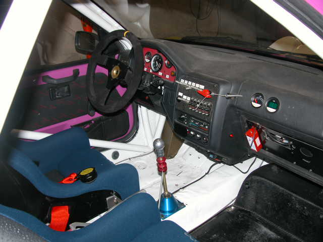 Krs rallye comp tition automobile for Interieur 106
